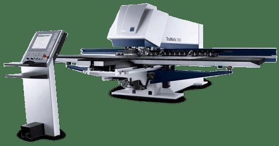 Stroj za prebijanje pločevine